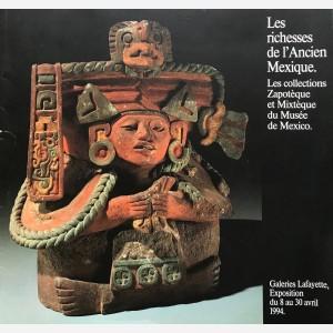 Les richesses de l'Ancien Mexique