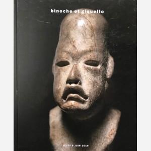 Binoche et Giquello, Paris, 06/06/2019
