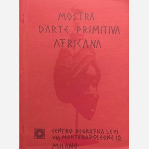 Mostra d'Arte Primitiva Africana