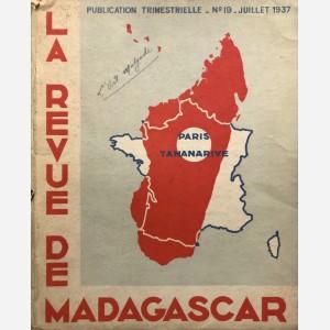 La revue Madagascar