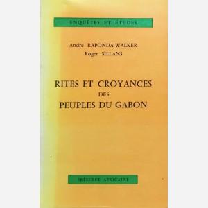 Rites et Croyances des Peuples du Gabon