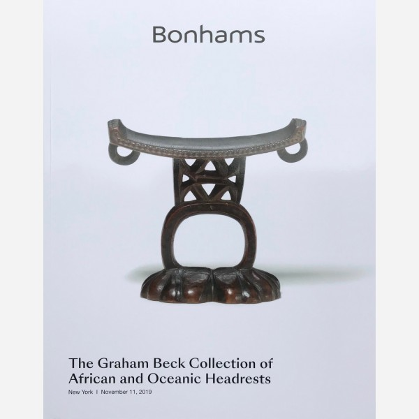 Bonhams, New York, 11/11/2019