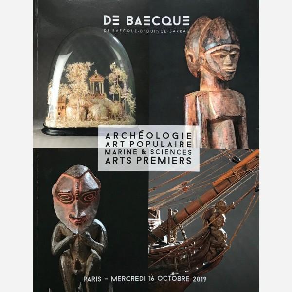 De Baecque, Paris, 16/10/2019
