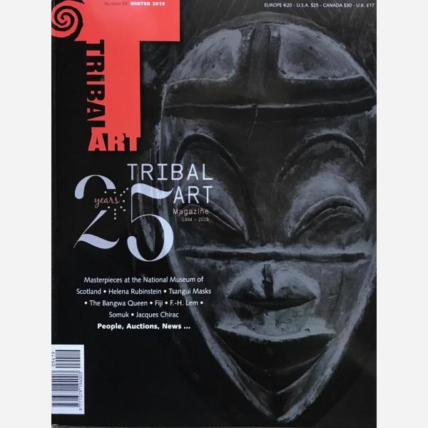 Tribal Art/Art Tribal Number 94