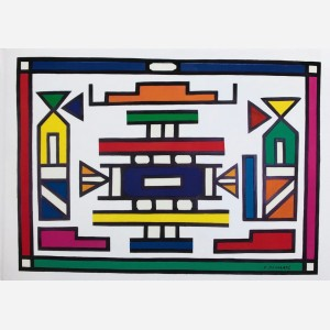Ndebele Paintings
