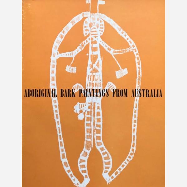 Aboriginal Bark Paintings from Australia