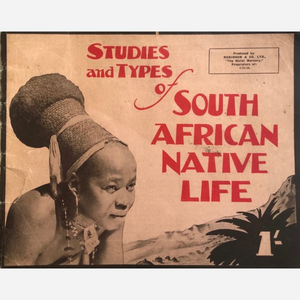 Studies and Types of South African Native Life