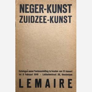 Neger-Kunst. Zuidzee-Kunst