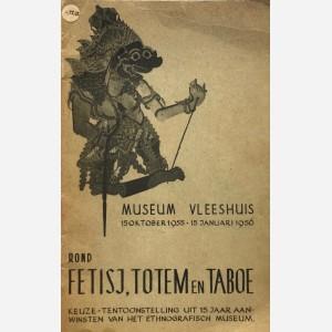 Rond Fetisj, Totem en Taboe