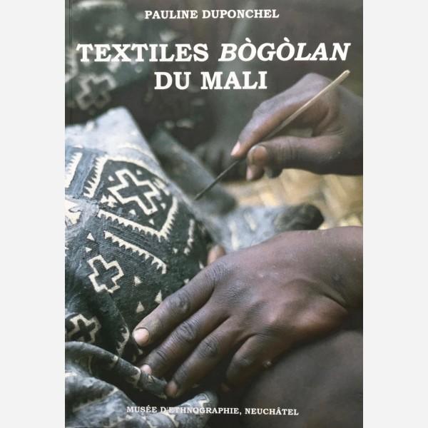 Textiles Bogolan du Mali
