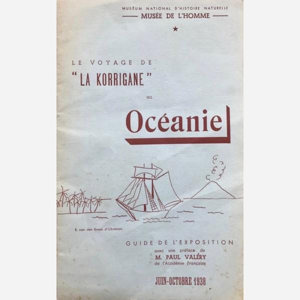 """Le voyage de """"La Korrigane"""" en Océanie"""
