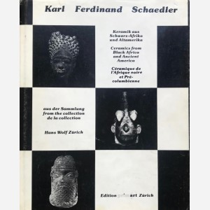 Ceramics from Black Africa and Ancient America