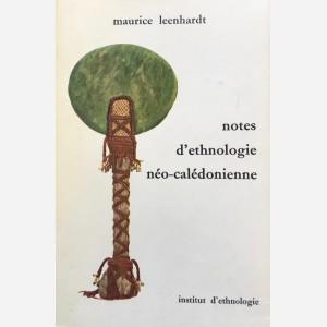 Notes d'ethnologie néo-calédonienne