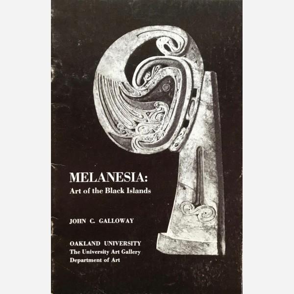 Melanesia : Art of the Black Islands