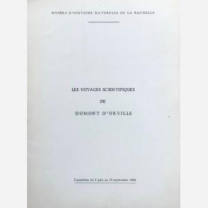 Les Voyages Scientifiques de Dumont D'Urville