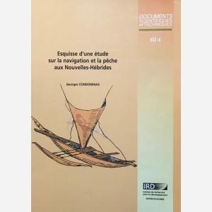 Esquisse d'une étude sur la navigation et la pêche aux Nouvelles-Hébrides