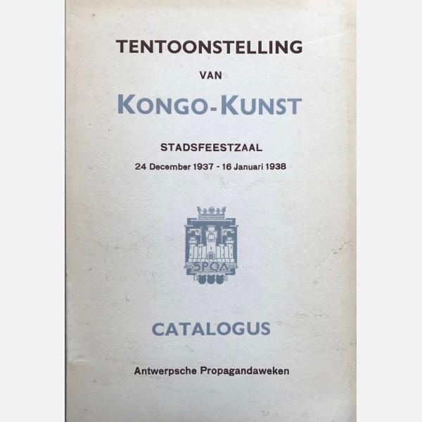 Tentoonstelling van Kongo-Kunst