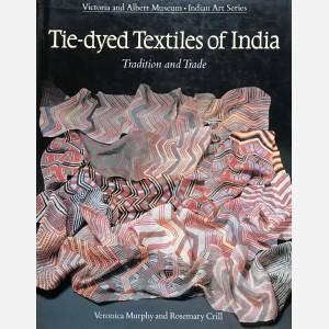 Tie-dyed textiles of India