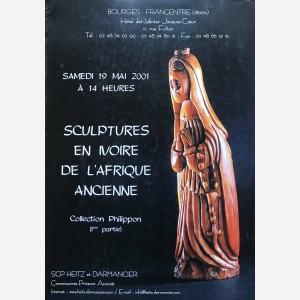 Sculptures en Ivoire de l'Afrique Ancienne