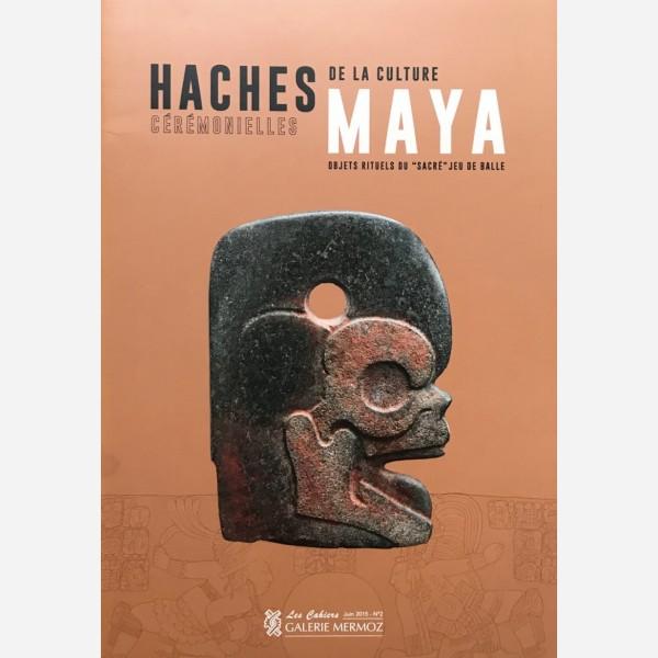 Haches cérémonielles de la Culture Maya