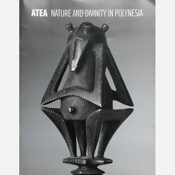 Atea Nature and Divinity in Polynesia