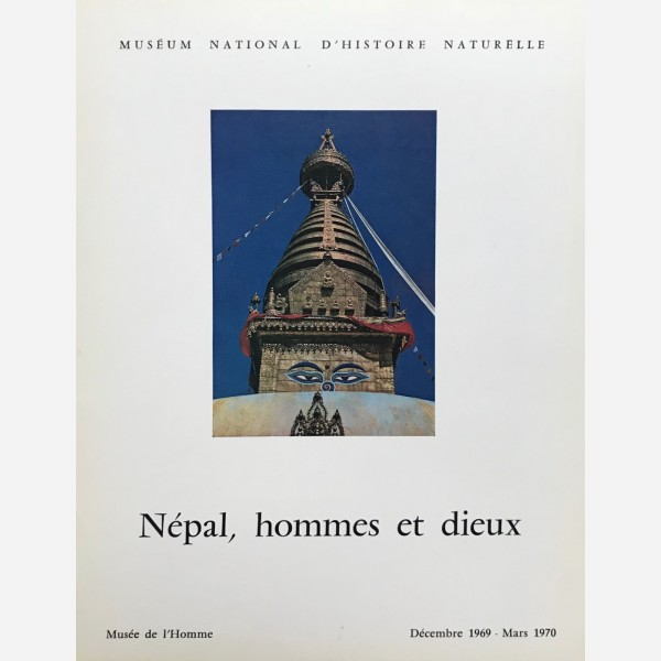 Népal, hommes et dieux