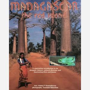 Madagascar. The red island