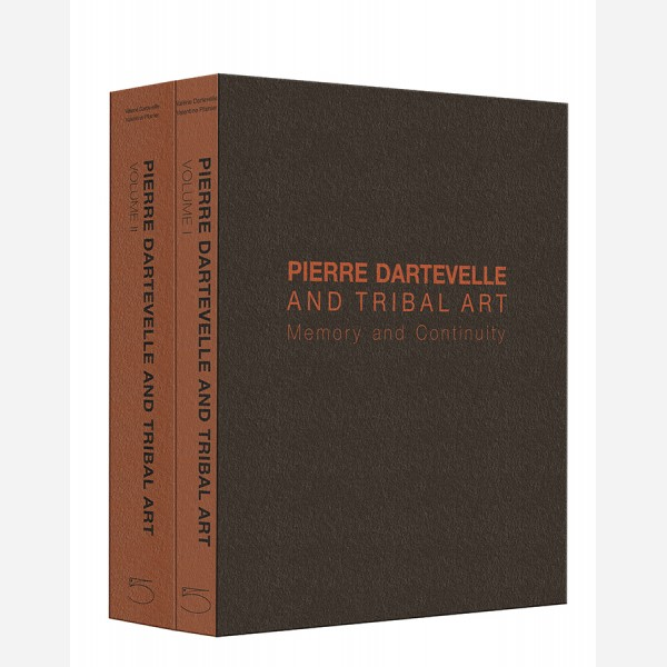 Pierre Dartevelle and Tribal Art  Memory and Continuity