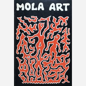 Mola Art from the San Blas Islands