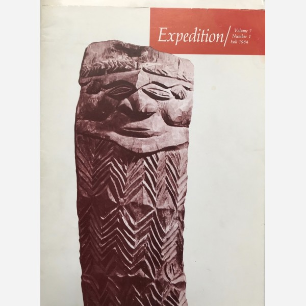 Expedition, Vol. 7, N 1, 1964