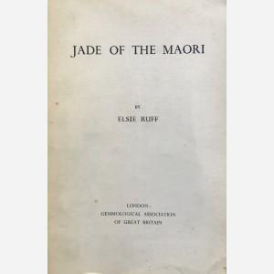 Jade of the Maori