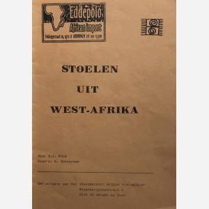 Stoelen uit West-Afrika