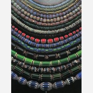 Chevron Beads from the West African Trade