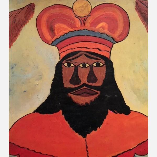 Haïti  Art Naïf Art Vaudou