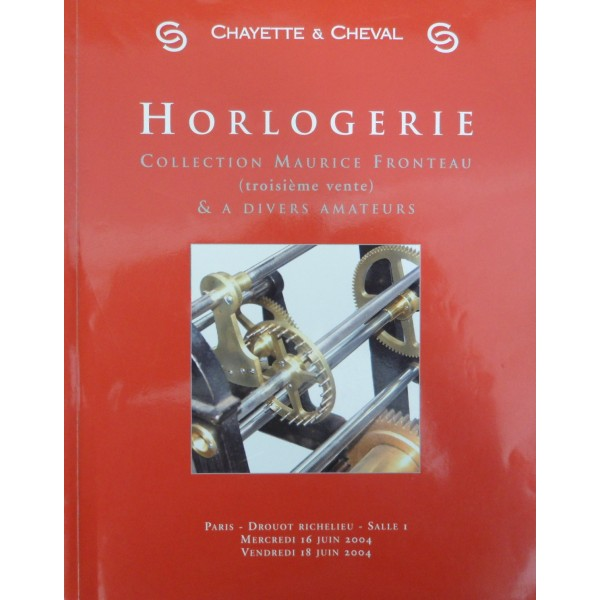 Chayette cheval horologerie 16 and 18 juin 2004 vasco co - Www chayette cheval com ...