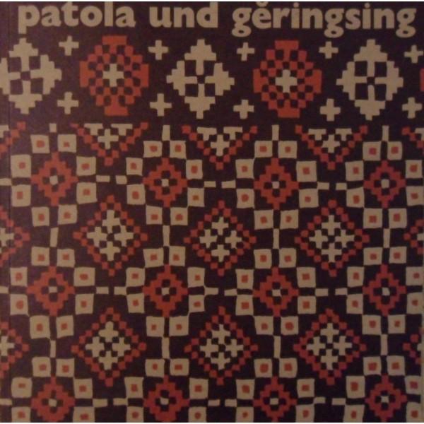 Patola und geringsing:  Zeremonialtücher aus Indien und Indonesien
