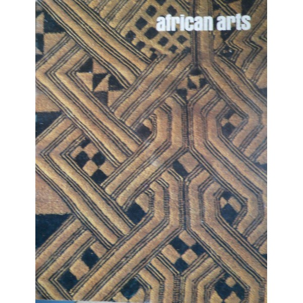 African arts - Volume XII - N° 1 - November 1978