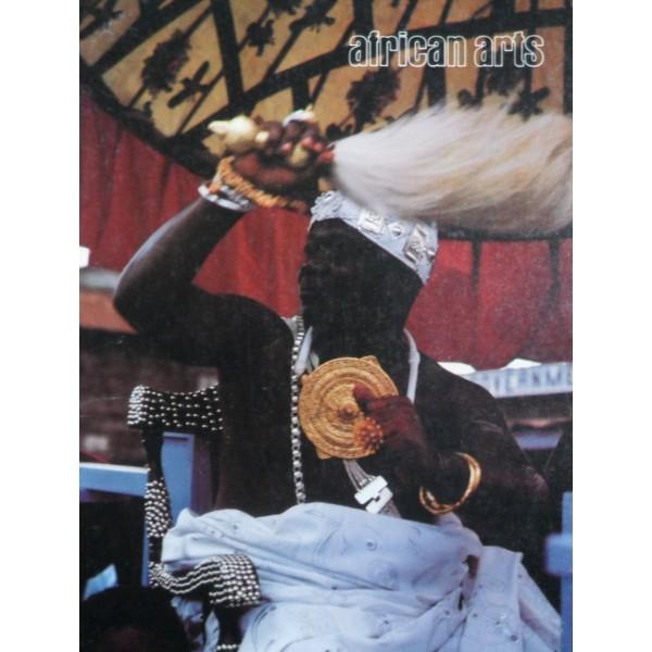 African arts - Volume XIII - N° 1 - November 1979