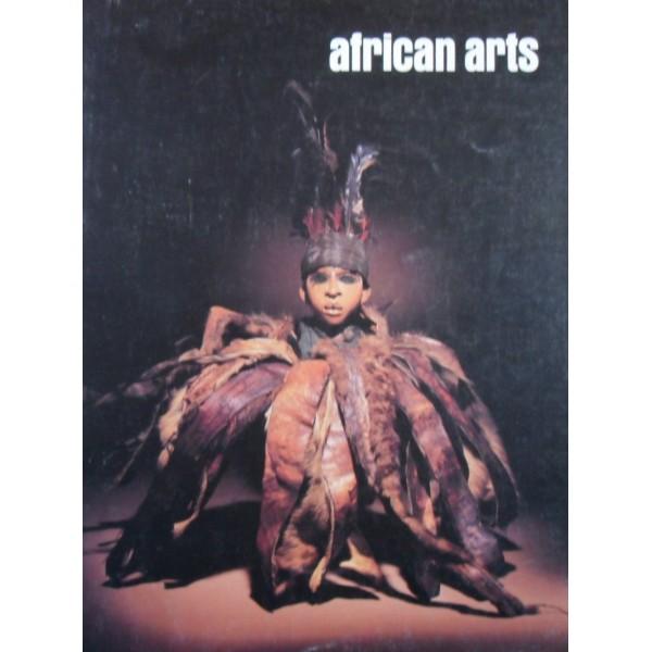 African arts - Volume XIV - N° 1 - November 1980