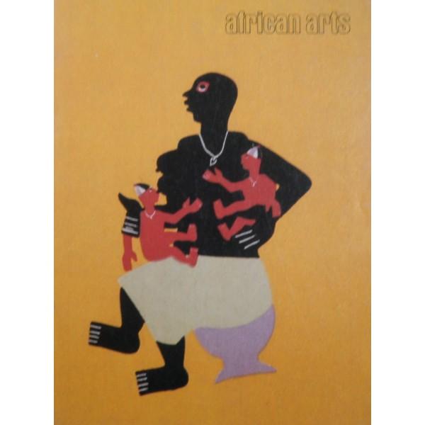 African arts - volume XIII - N° 2 - February 1980