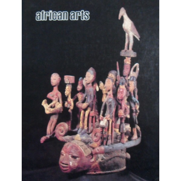 African arts - Volume XIV - N° 3 - May 1981