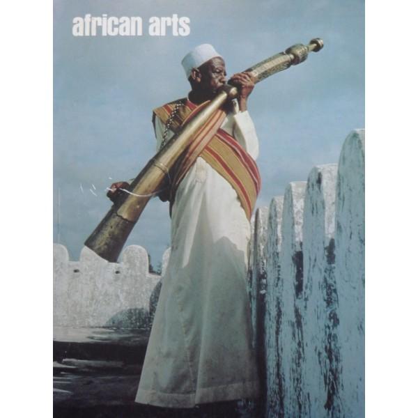 African arts - Volume XVIII - N° 3 - May 1985