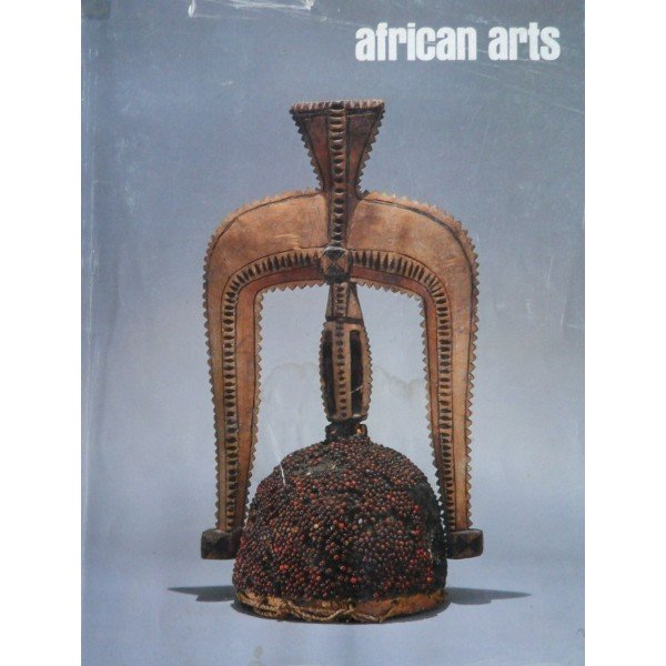 African arts - Volume XX - N ° 4 - August 1987