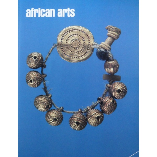 African arts - Volume XXII - N° 4 - August 1989
