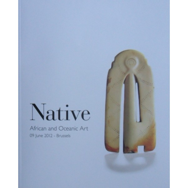 Native African and Oceanic Art 09/06/12