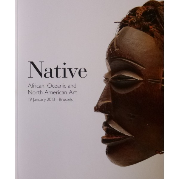 Native African, Oceanic and North American Art 19/01/2013