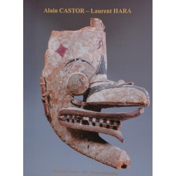 Alain Castor / Laurent Hara 09/03/2011