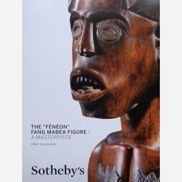 "The ""Fénéon"" Fang Mabea Figure : A Masterpiece"