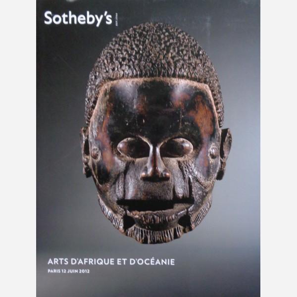 Sotheby's, Paris, 12/06/2012