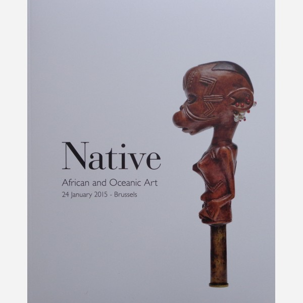 Native African and Oceanic Art 24/01/2015